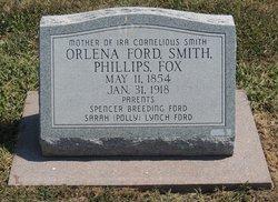 Orlena Lena <i>Ford</i> Fox