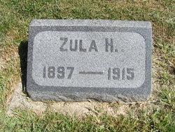Zula H. Kinder