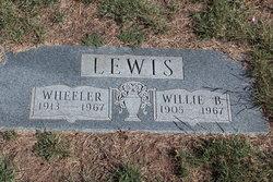 Willie B. Lewis