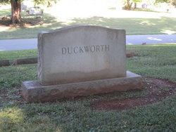 Nettie <i>Lance</i> Duckworth