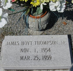 James Holt Thompson, Jr