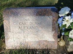 Gari Duane Alexander