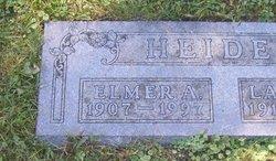 Elmer August Heiden
