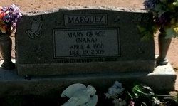 Mary Grace <i>Roybal</i> Marquez