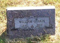 W. O. Babe Akin
