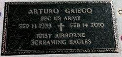 Arturo Griego
