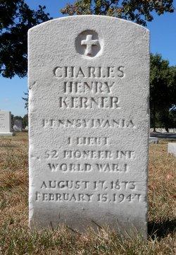 Lieut Charles Henry Kerner