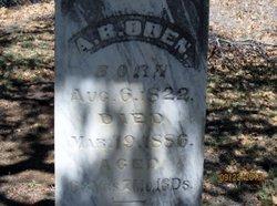A. B. Oden