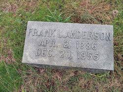 Frank Leslie Anderson