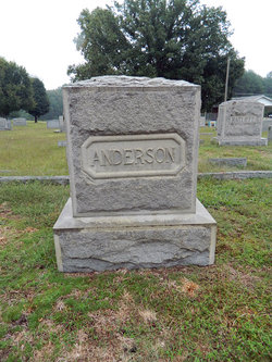 Cora Allie <i>Irving</i> Anderson