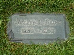 Willard Lewis Folsom