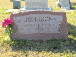 Turner G Johnson