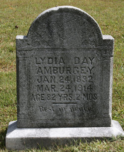 Lydia <i>Day</i> Amburgey
