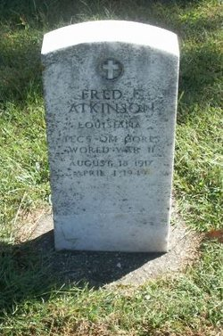 Fred Elmo Atkinson