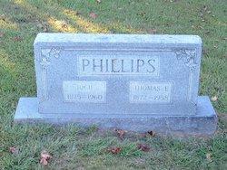 Josephine Lee Jocie <i>Lemaster</i> Phillips