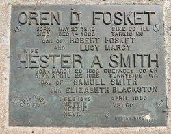 Hester Ann <i>Smith</i> Fosket