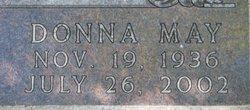 Donna May <i>Timms</i> Abrahamson