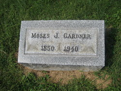 Moses J. Gardner