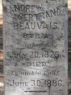 Andrew Bertrand Beauvais, Jr