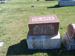 Clara <i>Chase</i> Gray