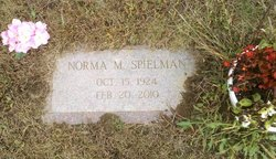 Norma <i>Mickle</i> Spielman