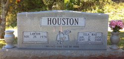 Ella Mae <i>Russell</i> Houston