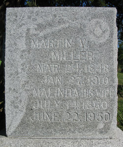 Malinda <i>Sheridan</i> Miller