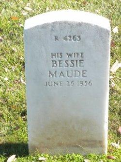 Bessie Maude <i>Geiger</i> Beale