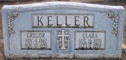 Clara <i>Kunz</i> Keller