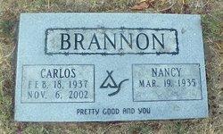 Carlos E Brannon
