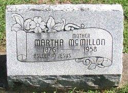 Martha Elizabeth <i>Quiett</i> McMillon