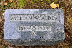 William Wilber Alden