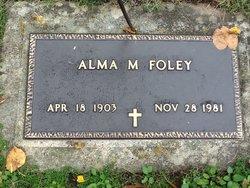 Alma Maximiliene <i>Perras</i> Foley
