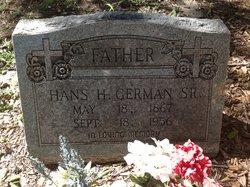 Hans Henry German