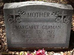 Margaret <i>Schneider</i> German