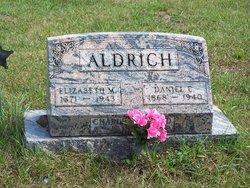 Elizabeth May Lizzie <i>Eddy</i> Aldrich