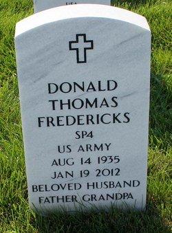 Donald Thomas Fredericks