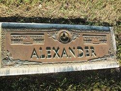 Walter Carlyle Alexander