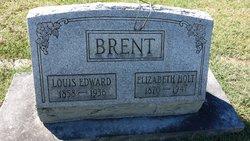 Elizabeth <i>Holt</i> Brent