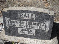 Dora Mae <i>Boyer</i> Ball