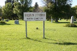 Halstad Lutheran North Cemetery