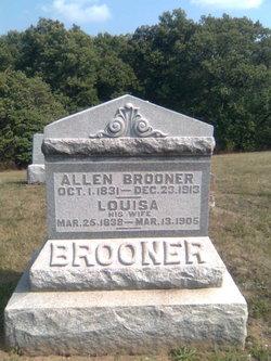 Louisa <i>Haynes</i> Brooner