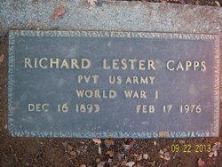 Richard Lester Capps