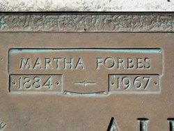 Martha Forbes Alexander