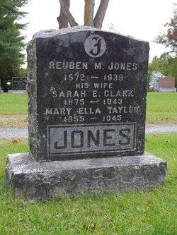 Sarah Ella <i>Clark</i> Jones