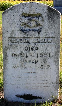 David Easter Allen