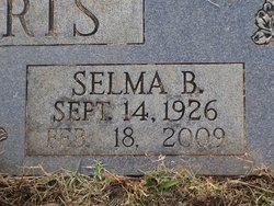 Selma Louise <i>Baldwin</i> Morris