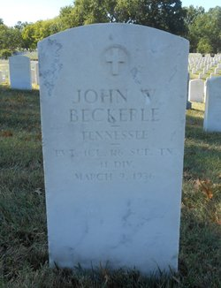 John William Beckerle