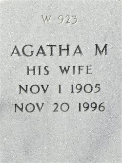 Agatha Mae <i>Schliz</i> Ready