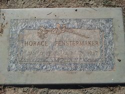 Horace Monroe Fenstermaker